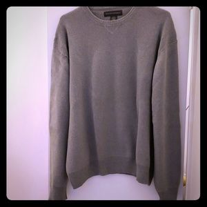 Banana republic gray sweater